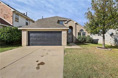Fort Worth Single Family Home For Sale: 4905 Woodmeadow Drive