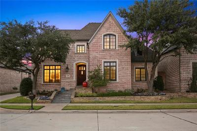 Frisco Single Family Home For Sale: 5604 Fairfax Drive