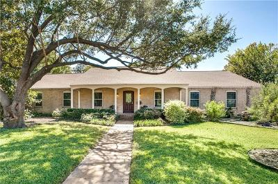 Richardson Single Family Home For Sale: 532 Melody Lane