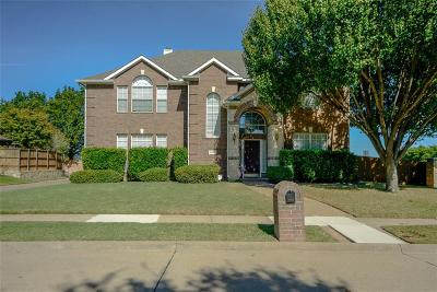Frisco Single Family Home For Sale: 8400 Silverton Drive