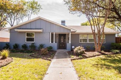 Single Family Home For Sale: 10606 Le Mans Drive
