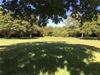 Dallas Residential Lots & Land For Sale: 8611 Inwood