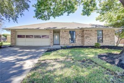Sachse Single Family Home For Sale: 6808 Abilene Drive