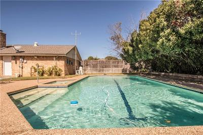 North Richland Hills Single Family Home Active Option Contract: 5136 Abby Road