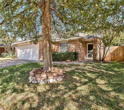 Euless Single Family Home Active Contingent: 900 Palomino Drive