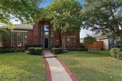 Richardson Single Family Home For Sale: 5802 Southampton Drive