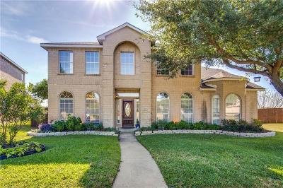 Rowlett Single Family Home For Sale: 5213 Orlando Circle