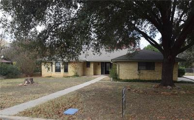 Brownwood Single Family Home For Sale: 6 Canyon Creek Drive