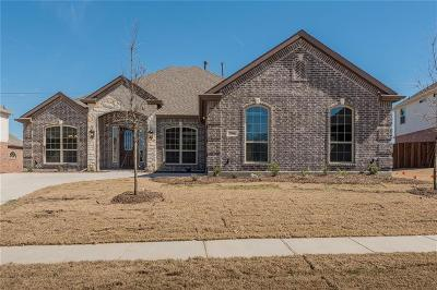 Sachse Single Family Home For Sale: 7904 Graystone