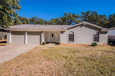 Forest Hill Single Family Home Active Option Contract: 7309 Folkstone Drive