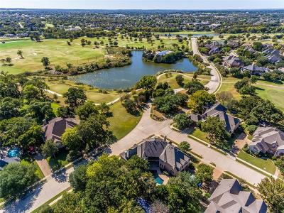Flower Mound Single Family Home For Sale: 5100 Abbey Glen Drive