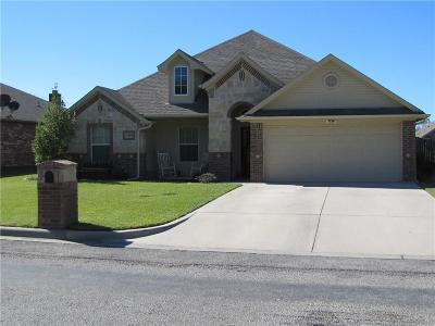 Wise County Single Family Home For Sale: 1203 Butterfield Street