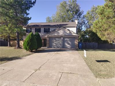 Flower Mound Single Family Home Active Option Contract: 5309 Timber Creek Road