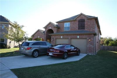 Garland Single Family Home For Sale: 801 Blazing Star Drive