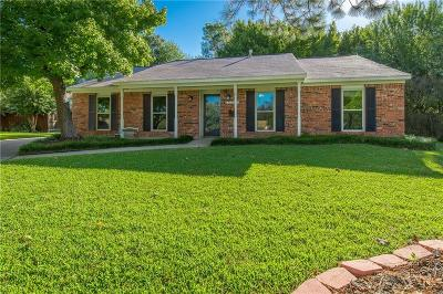 Grapevine Single Family Home For Sale: 1224 Tamarack Court