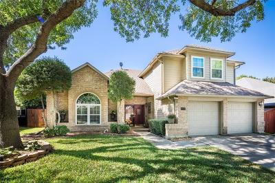 Grapevine Single Family Home For Sale: 4504 Chadourne Court