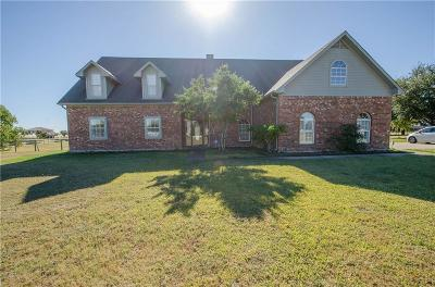 Forney Single Family Home For Sale: 10692 Live Oak Drive