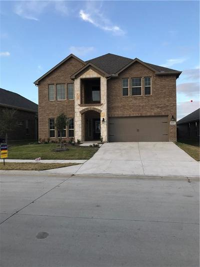 Royse City Single Family Home For Sale: 3204 Sunny Hill Way