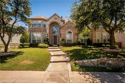 Frisco Single Family Home For Sale: 5177 Lakehill Boulevard