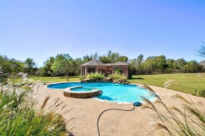 Azle Single Family Home For Sale: 125 Reata Drive