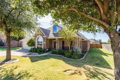 Crawford Farms Add Single Family Home For Sale: 4212 Crawford Farms Court