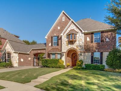 McKinney Single Family Home Active Option Contract: 4000 Hook Bill Drive