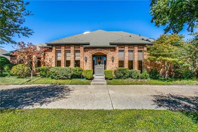 Single Family Home For Sale: 7711 Queens Garden Drive