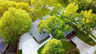 Richardson Single Family Home For Sale: 823 Northlake Drive