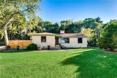 Dallas Single Family Home For Sale: 1202 Kessler Parkway