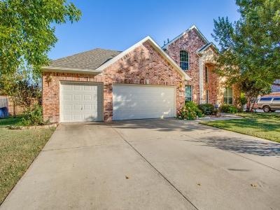 Corinth Single Family Home For Sale: 3305 Danbury Cove