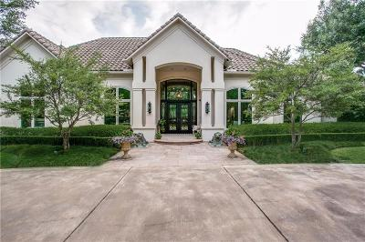 Plano Single Family Home For Sale: 5700 Arcady Place