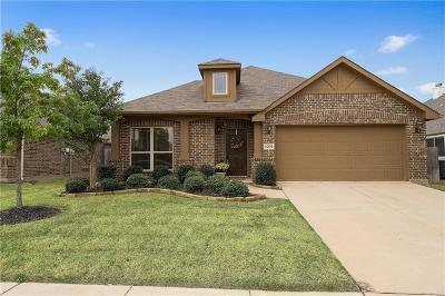 Aubrey Single Family Home For Sale: 1208 Ponderosa Drive