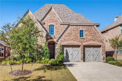 Frisco Single Family Home For Sale: 6385 Stallion Ranch Road