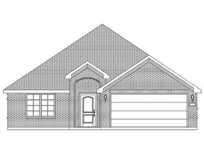 Ennis Single Family Home For Sale: 1804 Jupiter Lane