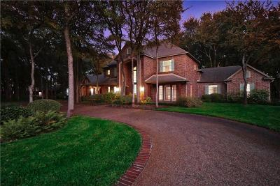 Southlake Single Family Home Active Option Contract: 2449 Crooked Lane
