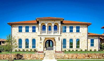 McKinney Single Family Home For Sale: 5309 Settlement Way