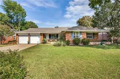 Single Family Home Active Contingent: 3251 Leahy Drive