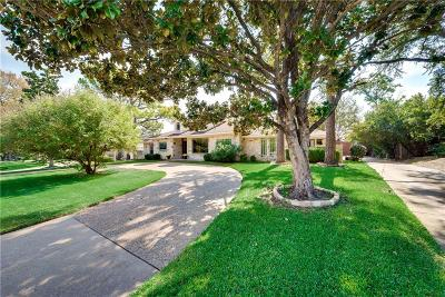 Single Family Home For Sale: 6218 Dilbeck Lane