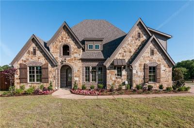 Keller Single Family Home For Sale: 1519 Hawthorne Lane