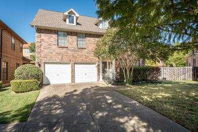 Dallas County, Denton County Single Family Home For Sale: 400 Merlot Square