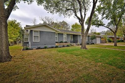 Richland Hills Single Family Home For Sale: 3709 Scranton Drive