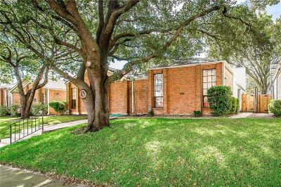 Dallas Townhouse For Sale: 6326 Winton Street