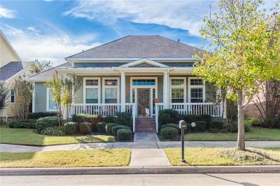 North Richland Hills Single Family Home Active Contingent: 8604 Olmstead Terrace