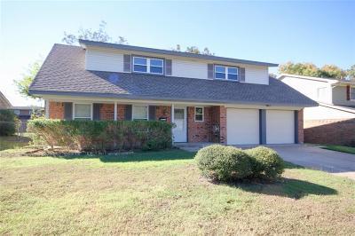 Richardson Single Family Home For Sale: 709 Williams Way