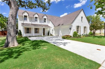 Fort Worth Single Family Home For Sale: 116 Pineland Place