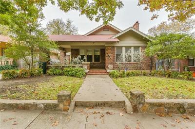 Single Family Home For Sale: 1108 Clara Street
