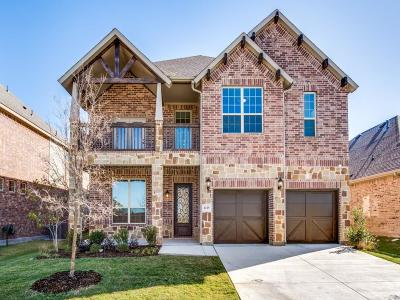 McKinney Single Family Home For Sale: 4125 Portola Drive