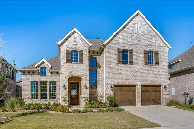 The Colony Single Family Home For Sale: 8244 Bonny Bank