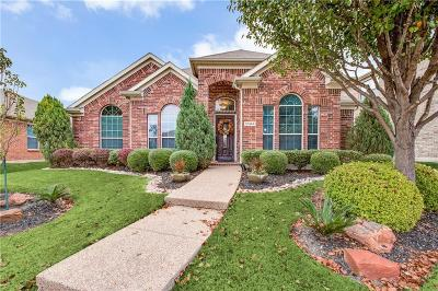 Frisco Single Family Home Active Contingent: 12464 Angelo Drive