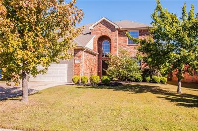 Forney Single Family Home For Sale: 2029 Brook Meadow Drive
